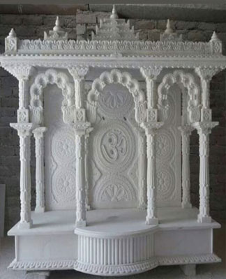Manufacturer of Marble Temples